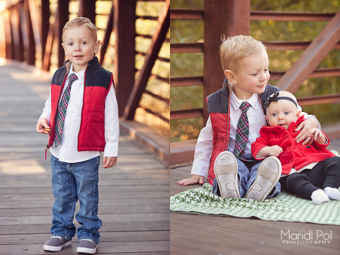 Adorable rustic family photos in roseville, ca