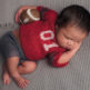 picture of baby football player