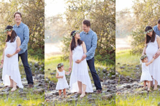 spring portraits in folsom, ca