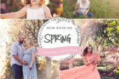 spring mini sessions in sacramento